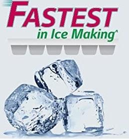 Fastest ice making