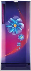 godrej 210 l 4 star single door refrigerator