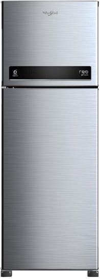 whirlpool 292 l 3 star double door refrigerator